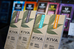 chocolate is usually used as a cannabis edible